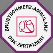 Brustschmerz-Ambulanz DGK